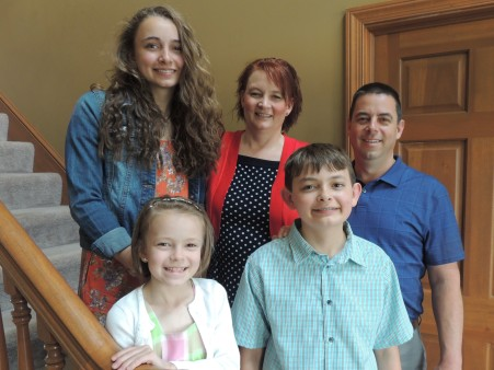 Watson Family Photo